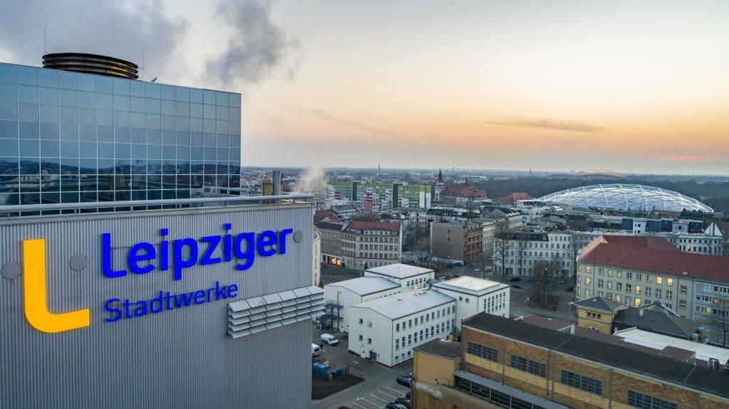 Gas- und Dampfturbinenanlage der Leipziger Stadtwerke