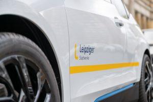 Mit den Leipziger Stadtwerken auf Kurs in Richtung Elektromobilität.