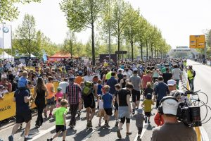 Der traditionsreiche Lauf findet in diesem Jahr am 14. April zum bereits 43. Mal statt und gehört damit zu den ältesten ununterbrochenen ausgetragenen Marathonveranstaltungen Deutschlands. Als Leipziger Stadtwerke sind wir stolz darauf, wieder Titelsponsor zu sein.