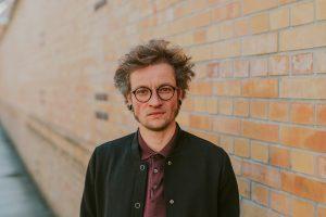 Portrait von Tammo Wende aus Leipzig. Fotograf: Martin Neuhof/ Herzkampf