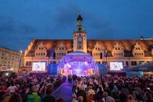 Leipziger Markt Musik 2019