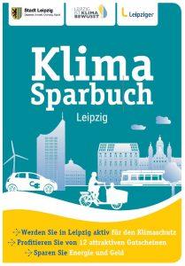 Premiere: Das neue Klimasparbuch der Stadt Leipzig ist da.