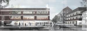 Neuer Campus Südost der Leipziger Stadtwerke