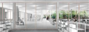 Neuer Campus Südost der Leipziger Stadtwerke 2