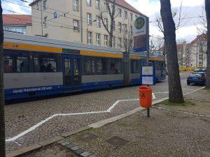 Leipziger Mobilitätstipp: Die Haltestelle Michaelisstraße
