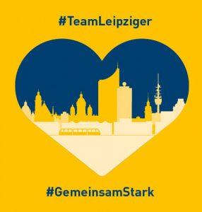 Team Leipziger - Gemeinsam stark