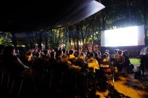 Kino im Freien: Auch mit Open-Air-Veranstaltungen ist der Verein Cinémathèque aktiv.