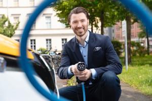 Markus Herold, Elektromobilitäts-Experte der Leipziger Stadtwerke, über den Ausbau des öffentlichen Ladenetzes für Autostrom und die Zukunft des elektrischen Fahrens.