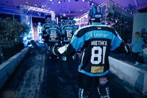 Die Leipziger Gruppe unterstützt die Icefighters mit Sponsoring.